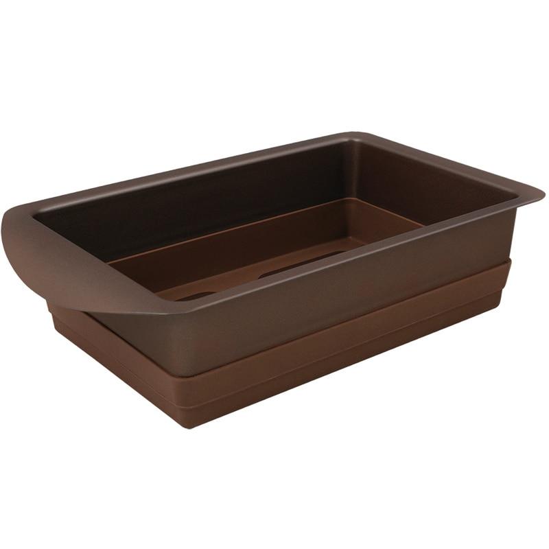 Soap запекания Rondell Mocco & Latte RDF-446 (Size 14x22 cm non-stick coating) цена