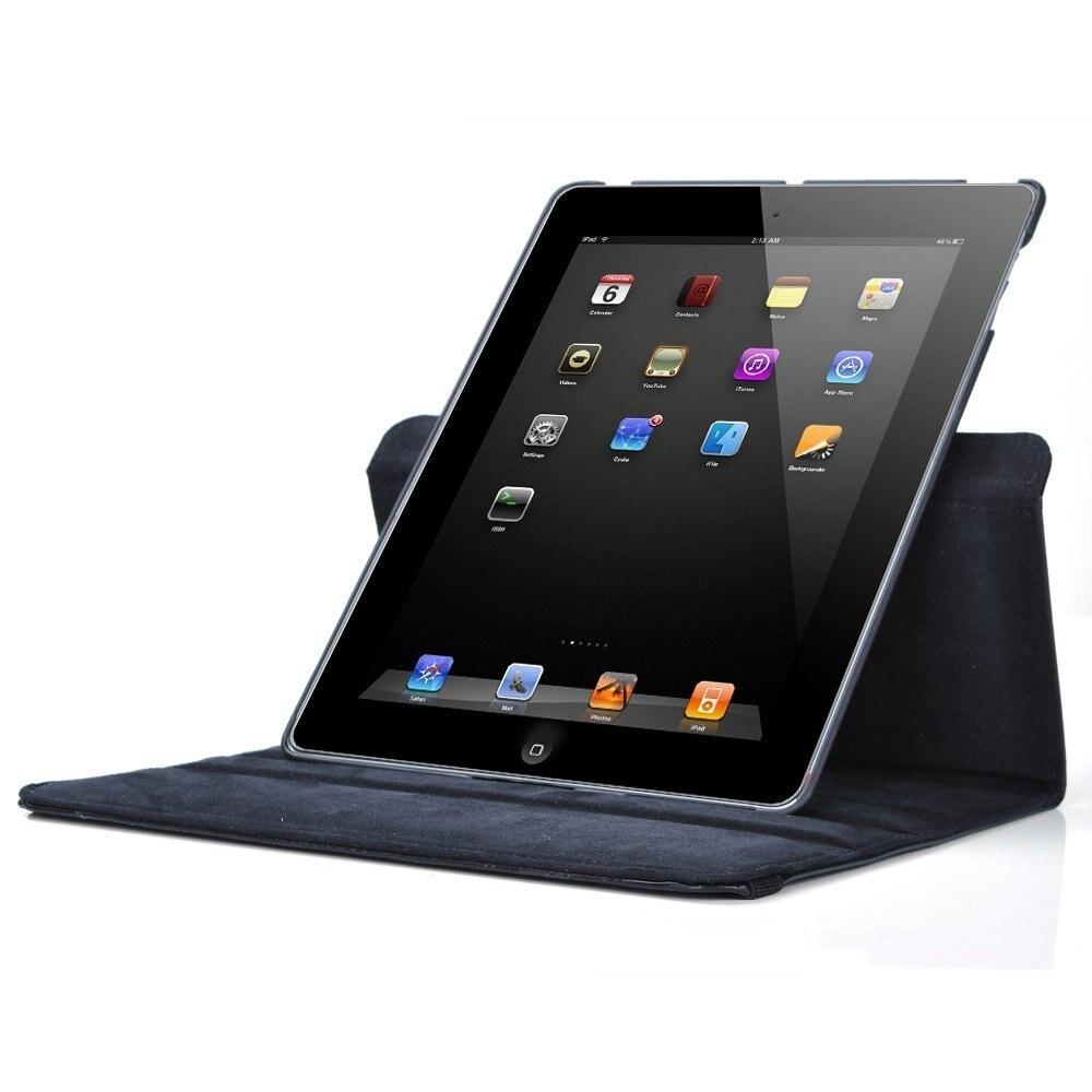 New for iPad mini 1 mini 2 mini 3 Case 360 Rotation Flip Stand A1432 A1454 Protective Cover for iPad mini 1 2 3 Smart Cover (6)