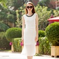 Free shipping/dollar price summer women dress/fashion designer Loose clothes china /chiffon long dress/european style/lyq015
