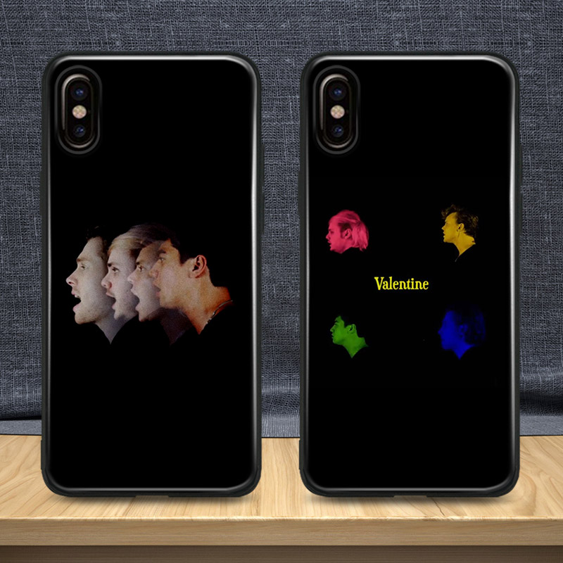 5sos Band Youngblood 5 Seconds Of Summer Soft Silicone Phone Cover