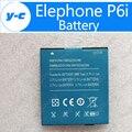 Elephone p6i Батареи 100% Новый Оригинальный Большой 2200 мАч Резервная Батарея для elephone p6i Телефон На Складе