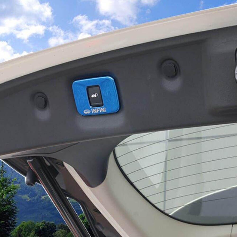 2014 Infiniti Qx60 Interior: Trunk Door Electric Tailgate Button Knob Switch Decorative