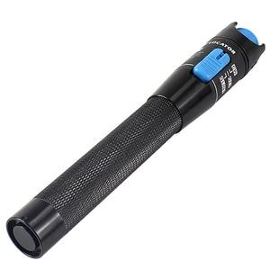 Image 2 - Free shipping 5km Visual Fault Locator 1mW Fiber Optic Pen Fusion Laser Fibra Optica Cable Tester