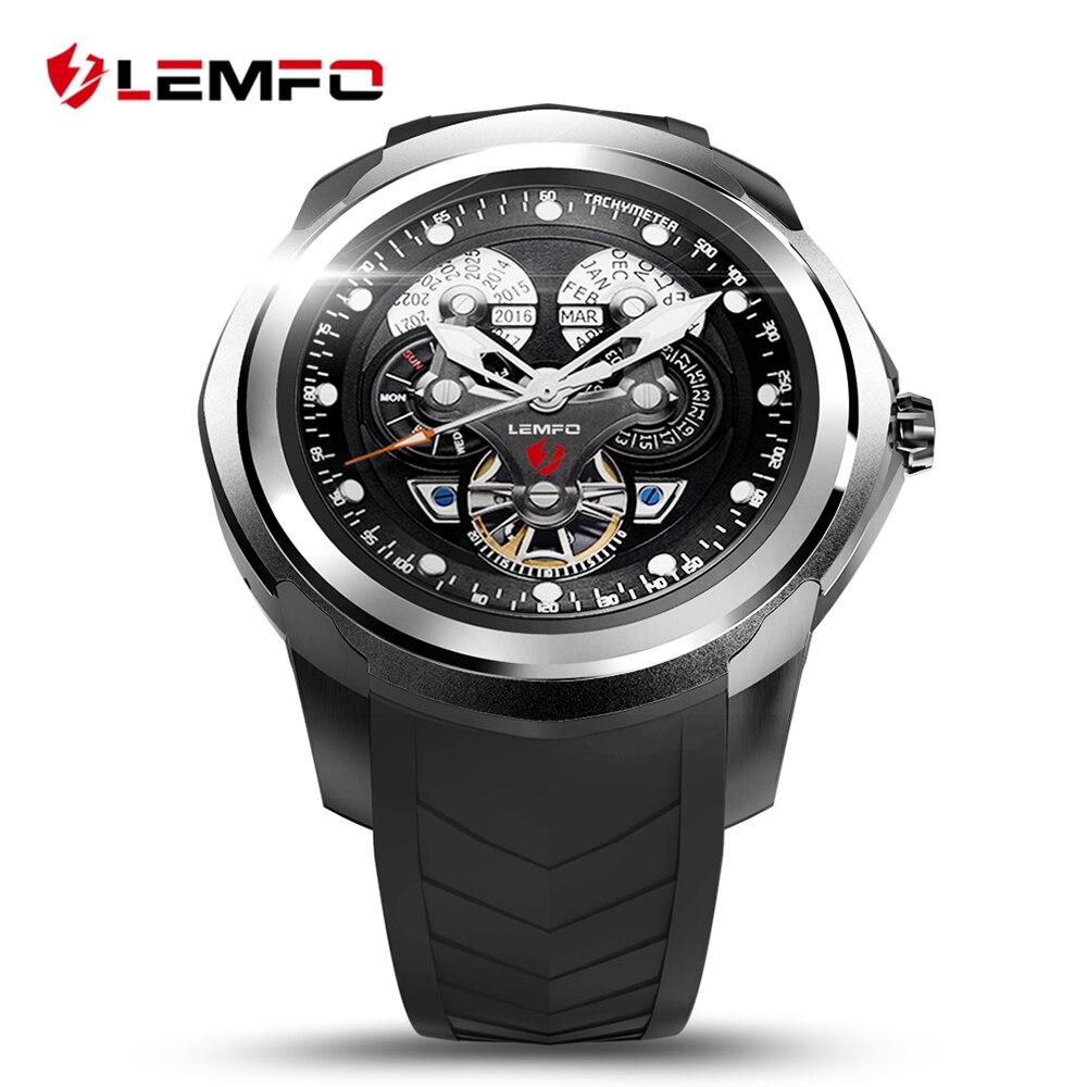 LEMFO LF17 reloj teléfono inteligente 512 mb + 4 GB con SIM/TF ranura Android 5,1 Bluetooth muñeca smartwatch hombres reloj