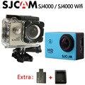 Original sjcam sj4000 & sj4000 wifi esporte action camera 2.0 polegadas 1080 P HD sj cam Filmadora À Prova D' Água Debaixo D' Água 30 m Esportes DV