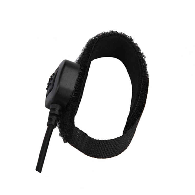 Micro gorge extensible micro oreillette casque pour Radio talkie-walkie Motorola Gp68 Gp88 Cp100 Cp88 Sv10 Sv11 Cls1110