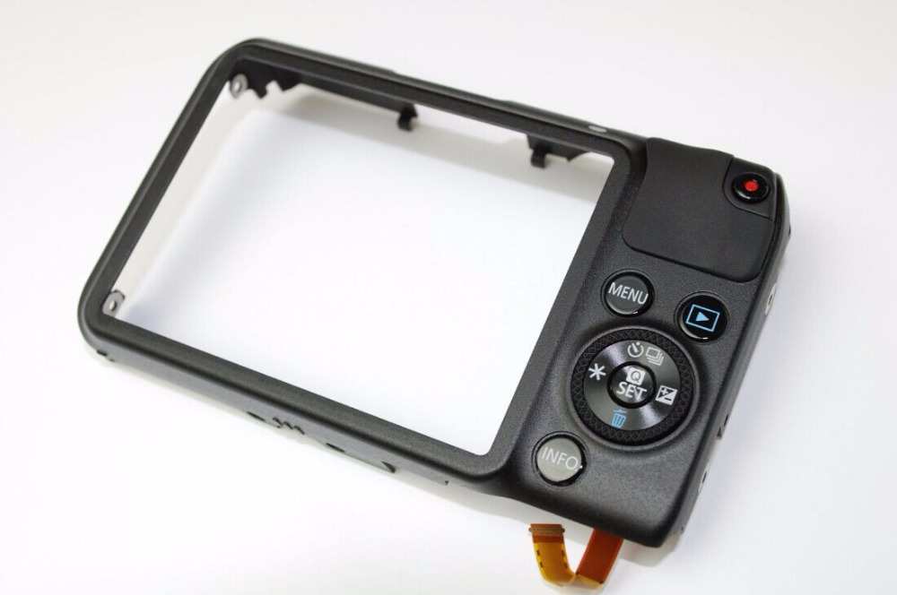 free shipping! new  For Canon M for EOS M Back COVER REAR with flex and key. replacement сумка canon eh23 cj wh for eos m white