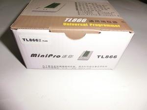Image 2 - 100% оригинальный новейший XGecu minipro TL866A/TL866II Plus USB программатор + 10 элементов IC адаптеров высокоскоростной TL866 руководство на русском и английском языке