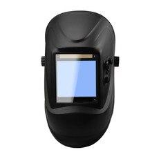 Schweißen helm Aus steuer Große ansicht eara 4 arc sensor DIN5-DIN13 Solar auto verdunkelung TIG MIG MMA schweißen maske/ schweißer kappe/objektiv