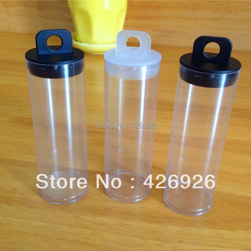 Supply Pet Pvc Plastic Tube Packaging Transparent Tube Packaging Plastic Food Cans Canned Sea Food Food Aluminumcan Titanium Be Engraved Aliexpress