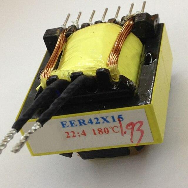 2 adet/grup EER42X15 22:4 EER42X15 elektrikli kaynak makinesi anahtarı gücü/yüksek frekanslı yeni orijinal