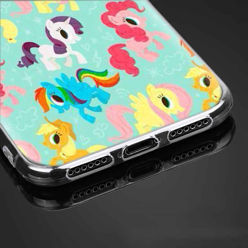 Мой маленький пони силиконовый телефон чехол для Huawei P10 20 Lite 20 Pro P Smart mate 10 20 Lite View 20 Coque Fundas