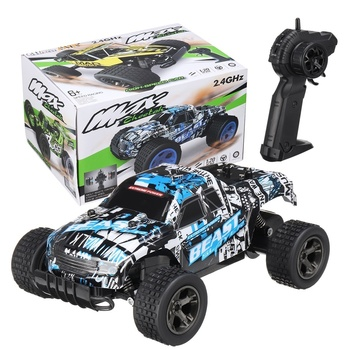 48KM/H High Speed RC Car 1:20 Electric Monster Car Off Road Vehicle Remote Control Toys for Kids 1