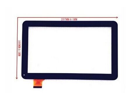 New For 10.1 Digma Optima 10.6 3g TT1006MG Tablet Touch Screen Touch Panel digitizer Glass Sensor Replacement Free Shipping