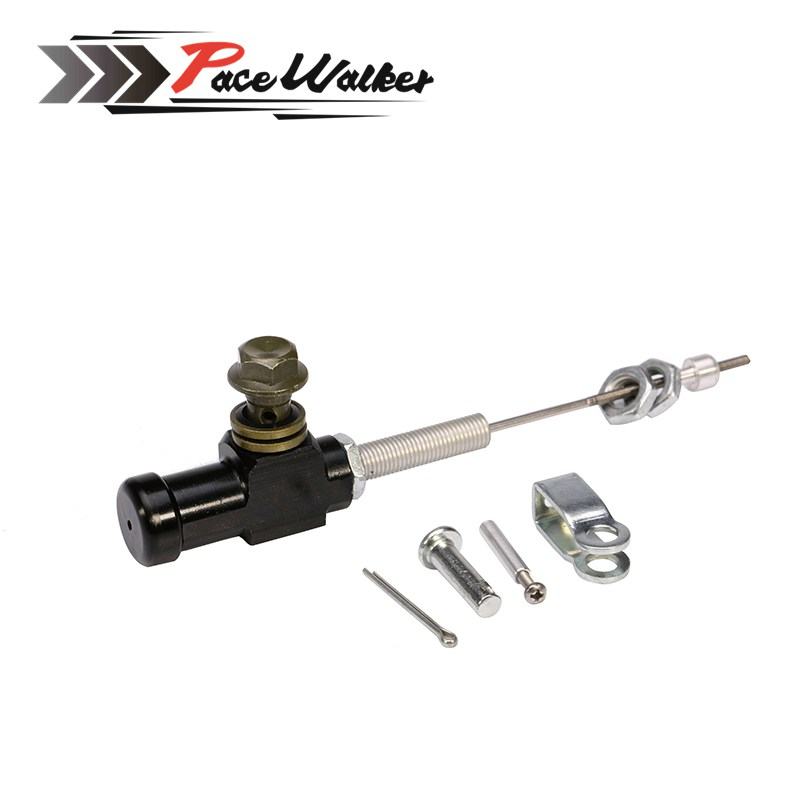 5 COLORS Alloy Motorcycle performance Hydraulic Clutch Master Slave Cylinder Rod System performance efficient transfer pump motorcycle performance hydraulic brake clutch master cylinder rod system performance efficient transfer pump free shipping