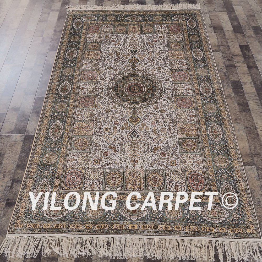 Aliexpress.com : Buy YILONG 5'x8' Tabriz Carpet Rectangle