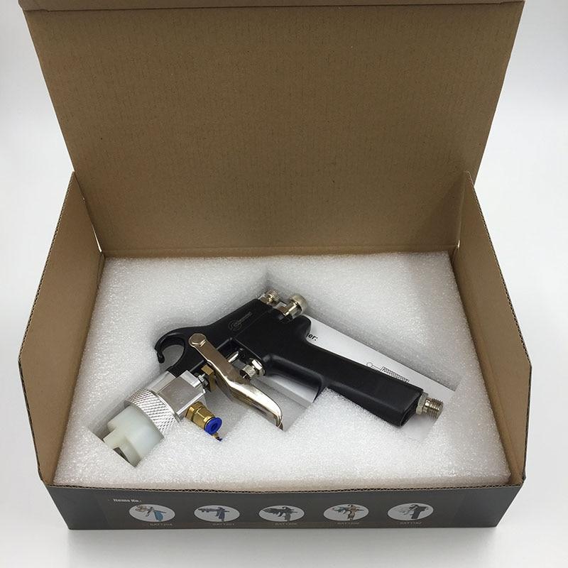SAT1182 Vernice Cromo Pistola a doppio effetto Aerografo Pistola a - Utensili elettrici - Fotografia 6