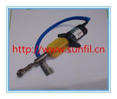 цена на 6742-01-2310 Stop Solenoid  4063712 Solenoid Valve, Stop switch,3PCS/LOT