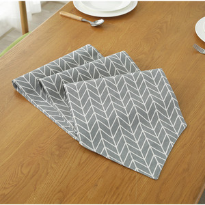 Image 4 - Modern Table Runner chemin de table Table Runners for Wedding Party Palm Leaf camino de mesa tafelloper Monstera Leaf Placemat