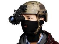 Infrared high definition night vision helmets, binoculars PVS 14 Monocular Night Vision Digital. hunting