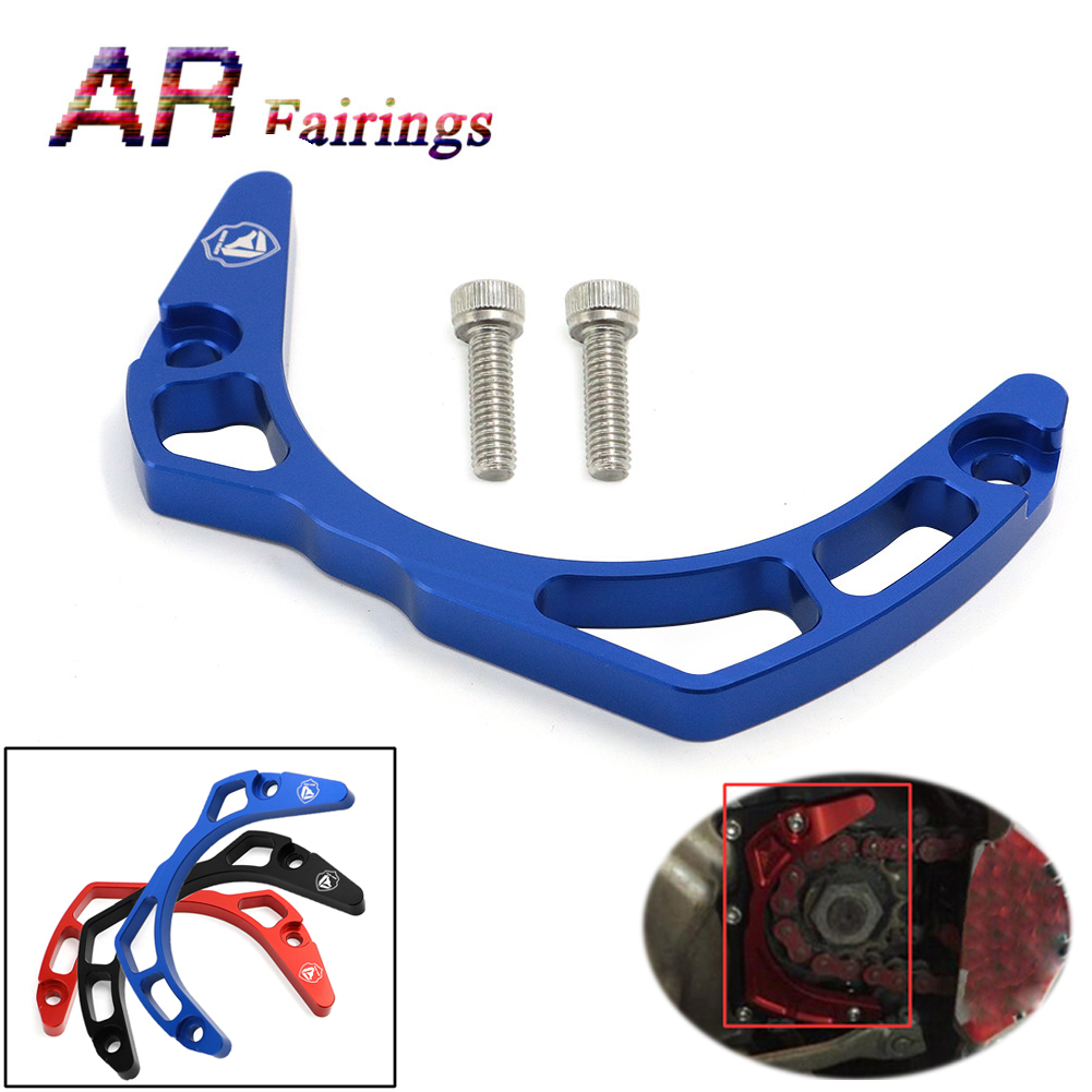 1 Set Chain Saver Guard Engine Cases Frame Slider Protection For Yamaha Raptor 700 YFM700 YFM 700 2006-2017 / YFM700R 2009-2017