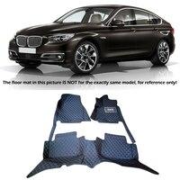 Interior Accessories Carpets Floor Mats Foot Pad For BMW F07 5 Series 5GT 2010 2011 2012 2013 2014 2015