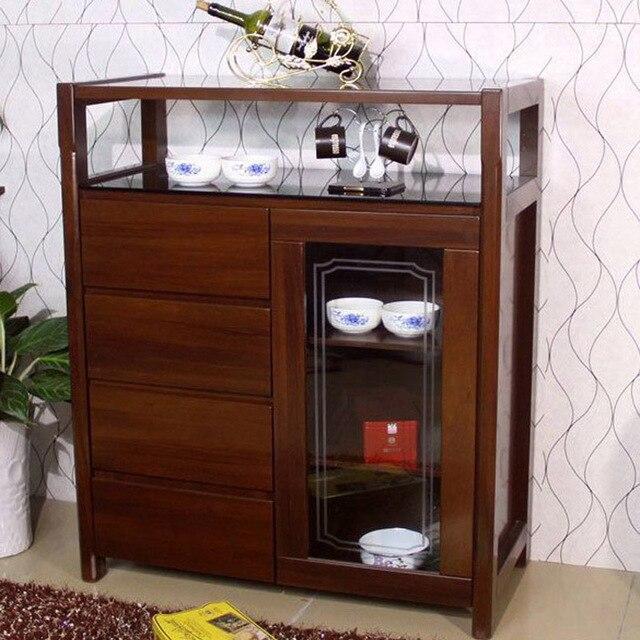 Tangki Penyimpanan 85 Cm Multi Guna Restoran Ruang Tamu Dapur Pantry Kabinet Bufet Ganda