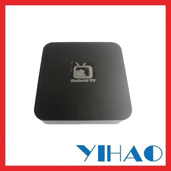 Free shipping Google Android4.0 Cortex-A9 smart tv box A10 table mini pc GV13 HDD game player hdmi 1080P media player