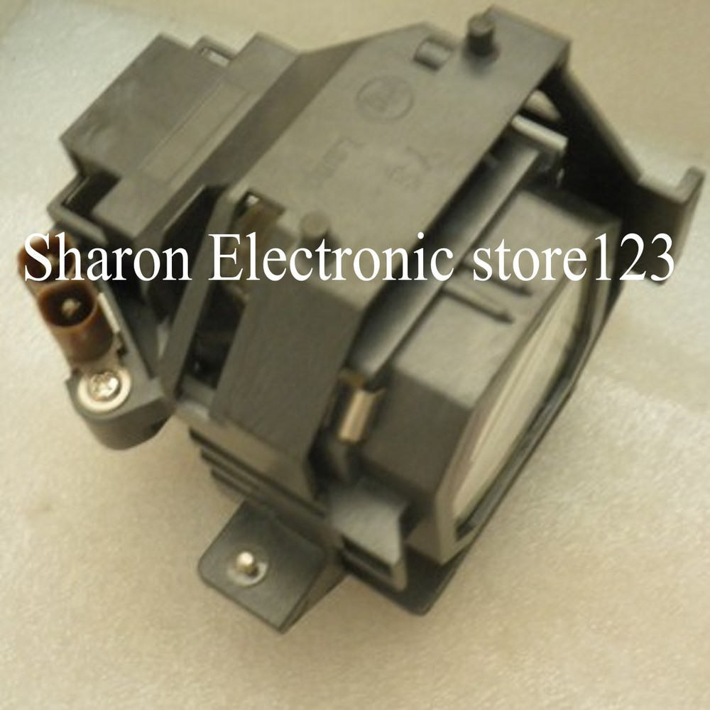 Free Shipping Brand New Replacement  lamp with housing  ELPLP31 For EMP-830/EMP-835 Projector 3pcs/lot high quality projector lamp elplp31 for epson emp 830 emp 830p emp 835 with japan phoenix original lamp burner