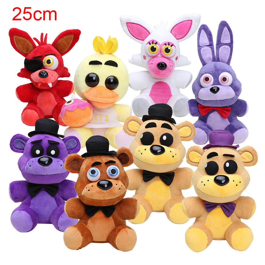 Aliexpress.com : Buy 25cm Five Nights At Freddy's Toy FNAF