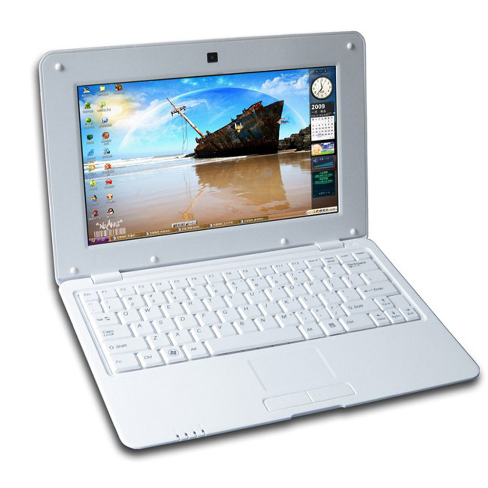 New Arrival 10.1 Inch Notebook Android Laptop Laptop Quad Core Android 6.0 Wi-fi Mini Netbook Bluetooth RJ45 Tablets Pc