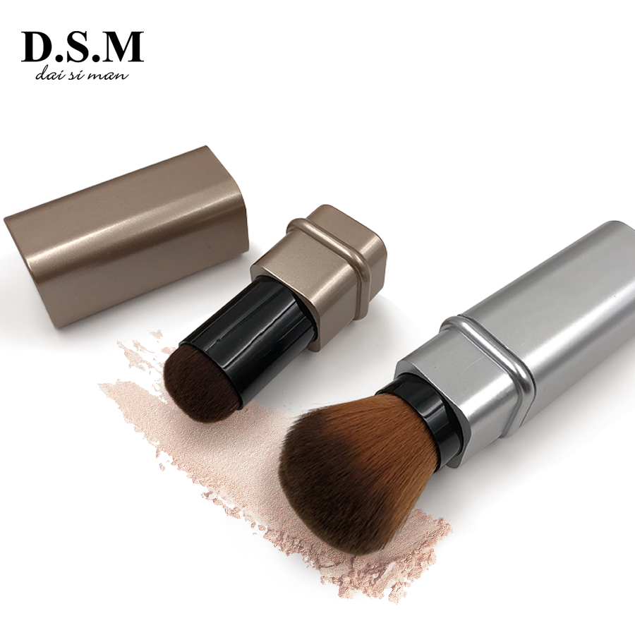 D.S.M Professional Makeup Brush High Quality Synthetic Hair Powder Blush Foundation Makeup Brushes Cosmetics Beauty Kabuki Brush