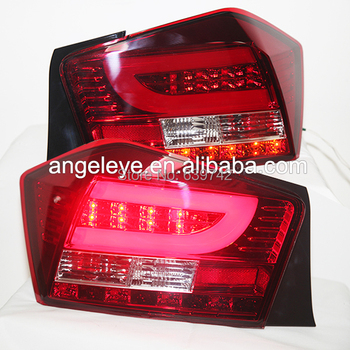 2008-2011 year  For HONDA  City LED Rear Lights Taillamp front light  Red Color SN type