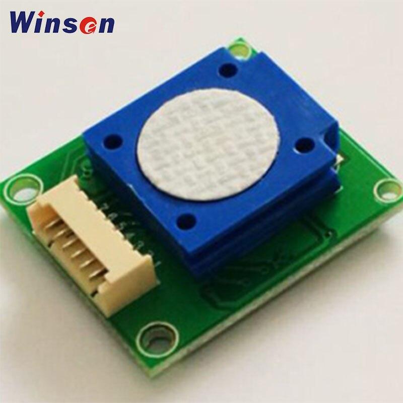 2PCS Winsen ZE14 O3 ZE25 O3 Ozone Detection Module with UART Analog Voltage PWM Wave Output