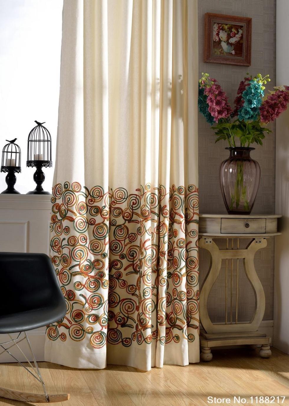 Online kopen Wholesale luxe gordijn ontwerpen uit China luxe ...