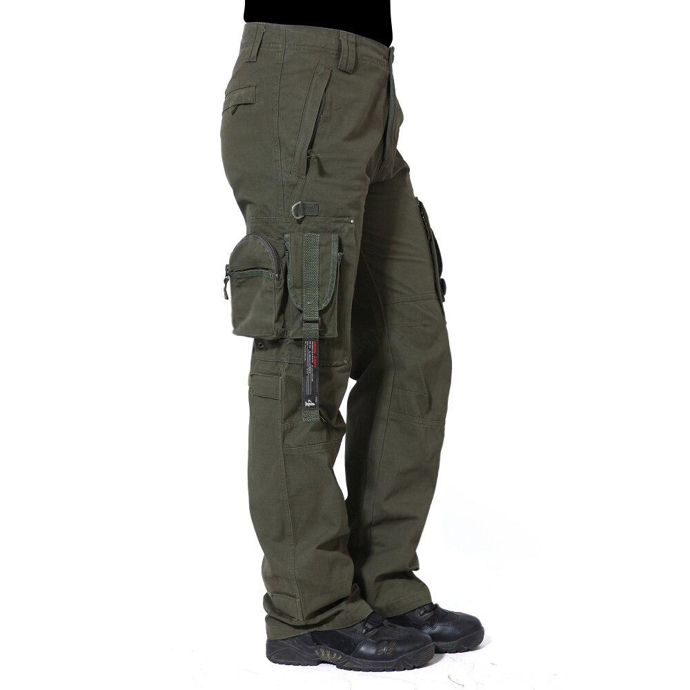 MAGCOMSEN Cargo Pantaloni Degli Uomini Degli Uomini Pantaloni Tattici Militari uomini liberi di trasporto di Sesso Maschile DEGLI STATI UNITI Da Combattimento Multi-Tasche Army Pantaloni Allenamento Abbigliamento AG-MT-03