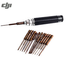 DJI Phantom 3 4 DIY ремонт Инструменты 12 в 1 Отвёртки 1.0 мм/1.5 мм/2.0 мм /2.5 мм отвертка для Мультикоптер Дрон