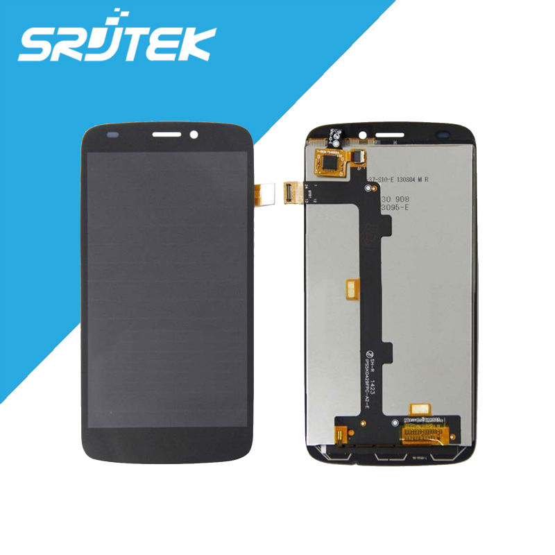 BLU Life Play 2 L170 L170a L170i LCD Display with Touch Screen Digitizer Sensor Full Assembly 4.7 Smartphone Replacement