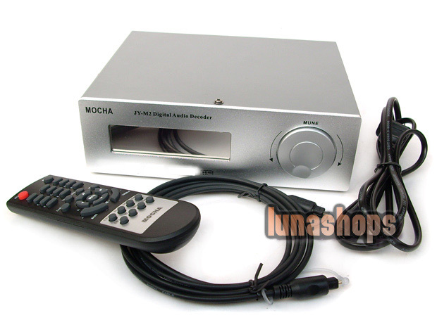HiFi MOKA JY-M2 5.1 CH Audio Digital Sound Decoder LN001344