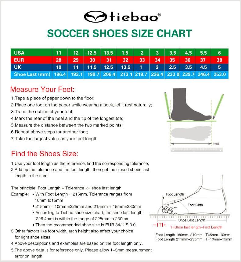 SoccerShoesSizeChartForChildrenV3