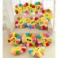 Novo Girassol brinquedos de pelúcia travesseiro almofada tapete de yoga mat crianças brinquedos Do presente Do Feriado Kawaii Crianças Brinquedos de Pelúcia Para Crianças Bonecas