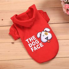 FameBeaut 5 Colors Dog Clothes The Dog Face Dog Hoodie Spring Autumn Dog Sweater Soft Coat For Puppy Pet Chihuahua Mascotas