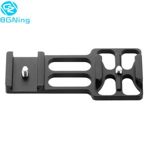 Image 3 - Upgraded CNC Aluminum 20mm Gun Side Rail Mount for Gopro Xiaoyi Gitup Sport Action Camera for Hunters Airsoft Player Accessories
