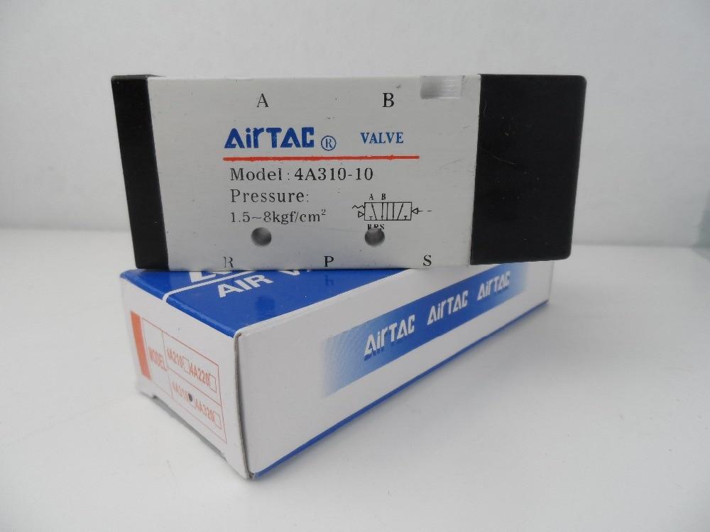 4A310-10 Pneumatic directional valve valve control valve / Two five-way solenoid pneumatic valve