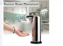 Liquid soap dispenser auto sanitizer senser handless