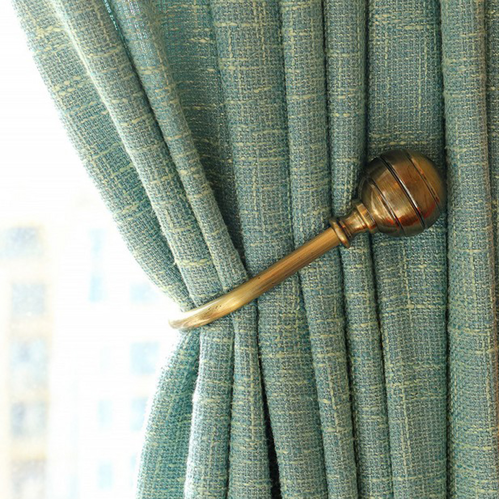 Hot Sale Strong Mini Basic Curtain Tieback Hooks Wall