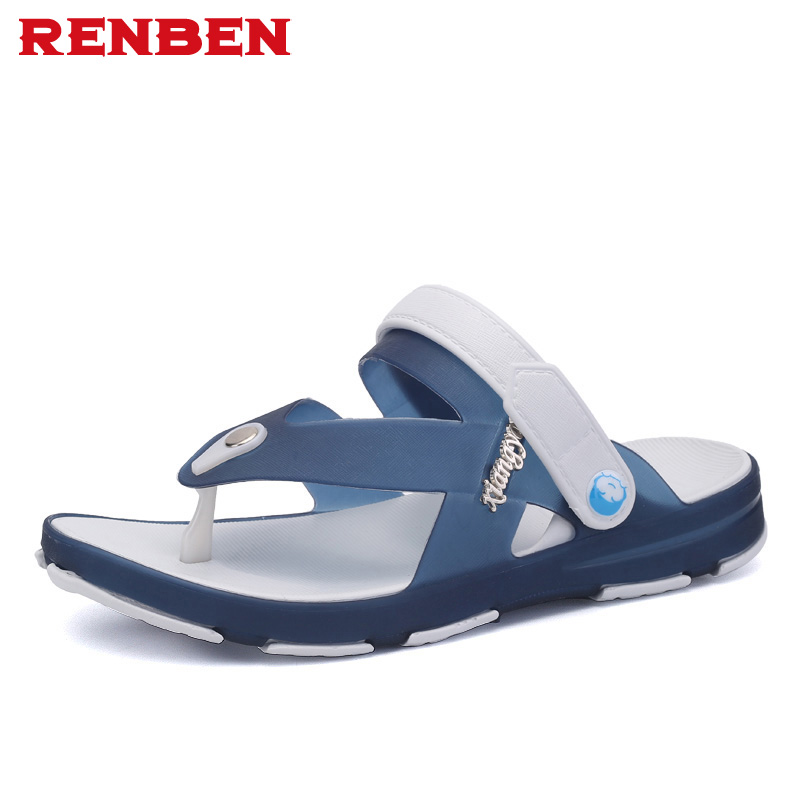 Sandals Men Fashion New Brand Buckle Mens Flip Flop Sandals Casual Slippers Brown Summer Beach Sandals Men Shoes Breathable sandals 2016 new famous brand buckle womens flip flop sandals summer beach sandals af327