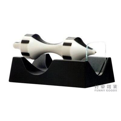 Black And White Magnetic Levitation Perpetual Motion Machine Desktop Decoration  Newton's Cradle Free Shipping
