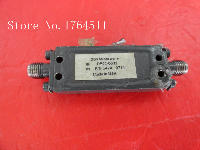 [BELLA] The Supply Of NARDA DB95-0832 Amplifier SMA