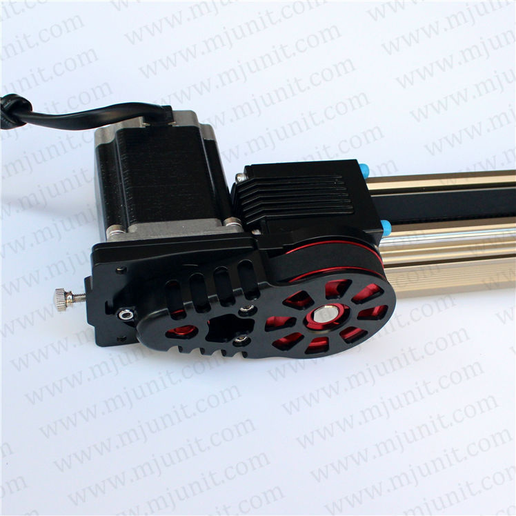 Timelampse linear way roller guide linear rail actuator motion Linear Motion  module for camera linear rail made in China professional manufacturer linear rail guideway double actuator mini way belt drive actuator for laser machine